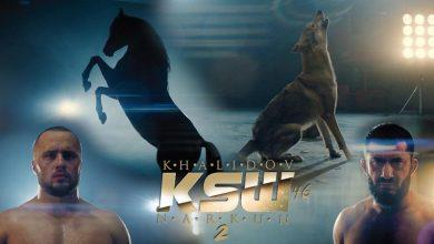 Photo of Oficjalna zapowiedź KSW 46: Khalidov vs Narkun 2 [TRAILER]