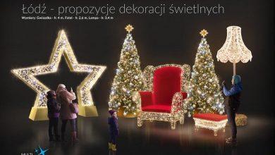 Photo of Wiemy jak będzie wyglądać łódzka Piotrkowska w świątecznej szacie [WIZUALIZACJA]