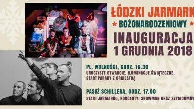 Photo of Święta na Piotrkowskiej. Inauguracja Jarmarku Bożonarodzeniowego w Łodzi