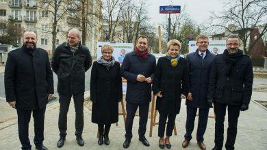 Photo of Prezydent Łodzi Hanna Zdanowska przedstawiła swoich współpracowników