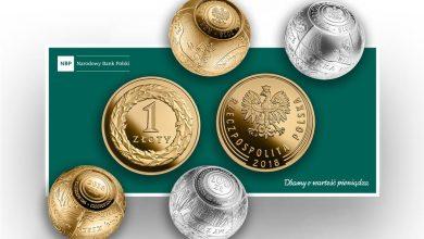 Photo of Złota moneta w kształcie kuli za 54 tys. złotych. Pierwsza taka emisja polskich monet [ZDJĘCIA]