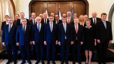 Photo of Premier Morawiecki w Pradze. Polsko-czeskie konsultacje międzyrządowe