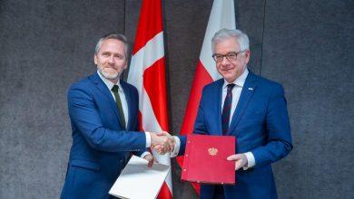 Photo of Zakończył się 40-letni konflikt. Polska i Dania ustaliły granice na Bałtyku