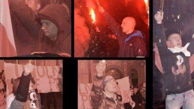 Photo of Policja ujawniła osoby naruszające prawo we wrocławskim marszu