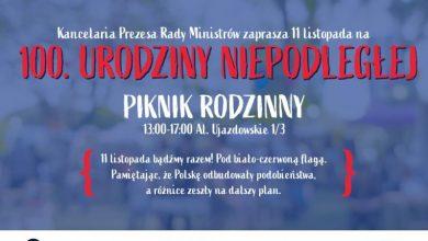 Photo of Warszawa – 11 listopada. Piknik, pokaz fajerwerków i koncert Meza, Stachursky'ego, Red Lips
