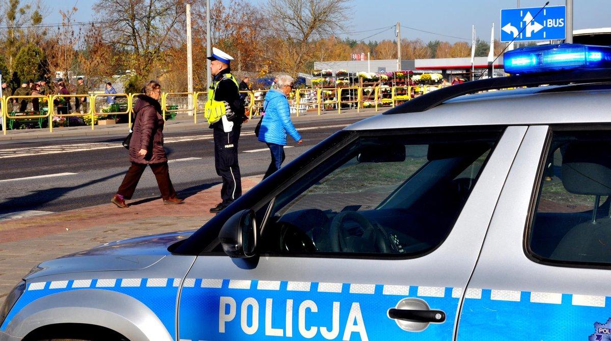 Spotykają się dwaj policjanci