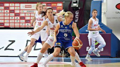 Photo of El. Mistrzostw Europy koszykarek. Polki pokonały Estonię