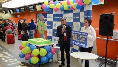 Photo of Ryanair rozpoczął sezon zimowy na lotnisku Warszawa/Modlin. Trzy nowe trasy