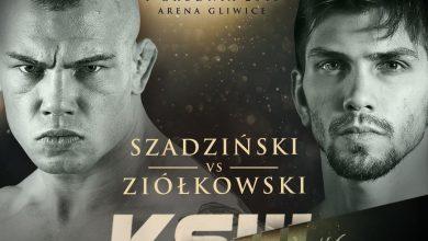 Photo of Gracjan Szadziński vs Marian Ziółkowski zmierzą się na KSW 46