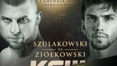Photo of Szadziński doznał kontuzji ręki. Szulakowski powalczy na KSW 46
