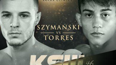 Photo of KSW 46 w Gliwicach: Szymański vs Torres