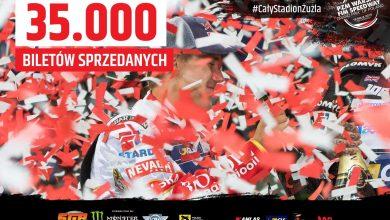Photo of Grand Prix 2019 na PGE Narodowym. 35 tys. sprzedanych biletów