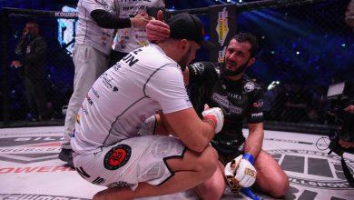 Photo of KSW 46. Mamed Khalidov przegrał z Tomaszem Narkunem. Czeczen zakończył karierę! [ZDJĘCIA]