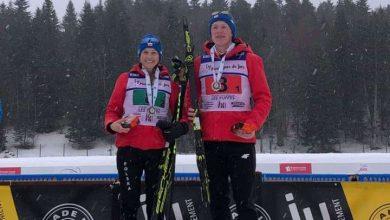 Photo of Biathlon. Trzecie miejsca polskich juniorów w supermikście i sztafecie mieszanej