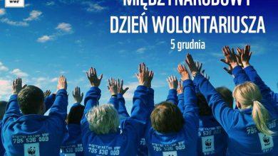 Photo of 5 grudnia Międzynarodowym Dniem Wolontariusza. Błękitny Patrol i Strażnicy Rzek WWF