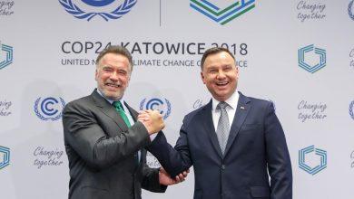 Photo of Szczyt Klimatyczny COP 24 w Katowicach. Prezydent rozmawiał z Arnoldem Schwarzeneggerem