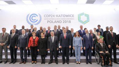 Photo of Inauguracja szczytu klimatycznego COP24 w Katowicach. Powitanie Głów Państw i Szefów Rządów