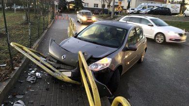 """Photo of """"Szklanka"""" na polskich ulicach. Policjanci apelują do kierowców o ostrożną jazdę"""