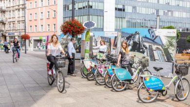 Photo of Rekordowy sezon 2018 rowerów miejskich w Katowicach – podsumowanie