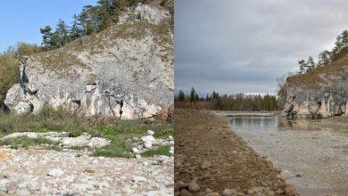 Photo of Natura 2000. Ciężki sprzęt niszczy rezerwat przyrody Przełom Białki