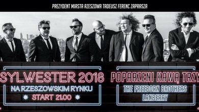 Photo of Koncert Sylwestrowy 2018 w Rzeszowie. Lanberry, Poparzeni Kawą Trzy i Laser Show