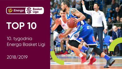 Photo of TOP 10 kolejnego tygodnia Energa Basket Ligi. Parzeński najlepszym graczem [WIDEO]