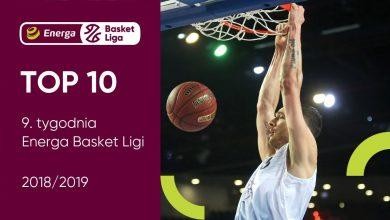 Photo of TOP 10 8 i 9. tygodnia Energa Basket Ligi. Wojciechowski i Gruszecki MVP [WIDEO]