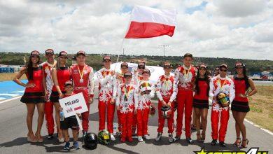 Photo of Finał kartingowej serii w Brazylii. Polacy na trzecim miejsce w Pucharze Narodów