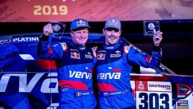 Photo of Meta rajdu Dakar 2019. Przygoński na 4. miejscu, Tomiczek 16. wśród motocyklistów