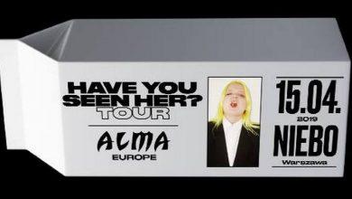 Photo of ALMA wystąpi w Niebie! Koncert już w kwietniu