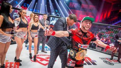 Photo of Gala FEN 23 w Lubinie. Rębecki pokonał Imavova. WYNIKI