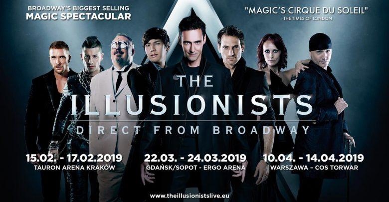 """Photo of Wygraj zaproszenia na show """"Iluzjoniści: Prosto z Broadwayu"""" w Warszawie"""