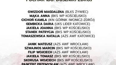 Photo of Puchar IBU w Dusznikach-Zdroju. Skład reprezentacji Polski