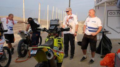 Photo of 3 dzień na Dakarze. Rafał Sonik z biwaku. Rozmowy z Polakami [WIDEO]