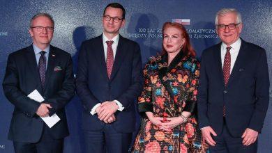 Photo of 100. rocznica nawiązania stosunków dyplomatycznych między Polską a USA