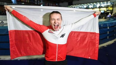 Photo of Short track. Natalia Maliszewska z Pucharem Świata!