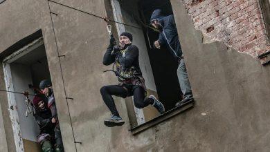 """Photo of Zimowy Runmageddon w Garnizonie Modlin. Inauguracja """"walk"""" z przeszkodami w 2019 roku [ZDJĘCIA]"""