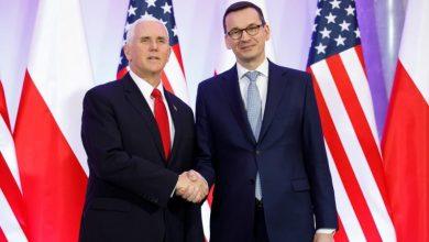 Photo of Premier Morawiecki spotkał się z wiceprezydentem USA Pencem