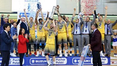 Photo of Suzuki Puchar Polski dla Arged BMSlam Stali. Kostrzewski MVP. Najlepsze akcje [WIDEO]