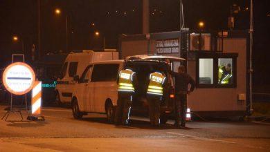 Photo of Od 10 lutego tymczasowo przywrócona kontrola graniczna