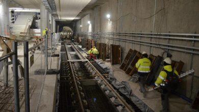 Photo of Budowa metra na Woli. Kolejny etap wykańczania stacji