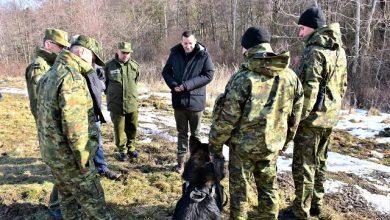 Photo of Straż Graniczna w Huwnikach. Morawiecki: Polska jest przedmurzem dla niebezpieczeństw