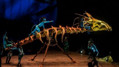 """Photo of Cirque du Soleil """"Toruk – Pierwszy lot"""". Nie podnoście szczęk z podłogi, i tak opadną ponownie [ZDJĘCIA]"""