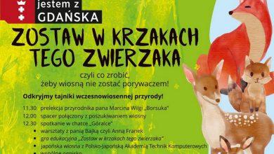 Photo of Zostaw w krzakach tego zwierzaka! Powitanie wiosny w gdańskim ZOO