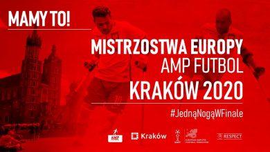 Photo of Mistrzostwa Europy Amp Futbol 2020 w Polsce!