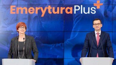 """Photo of """"Emerytura +"""" już w maju. 1,1 tys. złotych jednorazowego świadczenia pieniężnego"""
