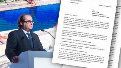Photo of Apel Gróbarczyka do unijnego komisarza o ratunek dla Bałtyku