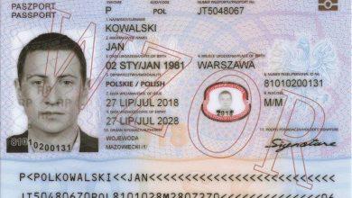 """Photo of Dewiza """"Bóg, Honor, Ojczyzna"""" w paszporcie niezgodna z Konstytucją. Brak wyjaśnień ze strony MSWiA"""