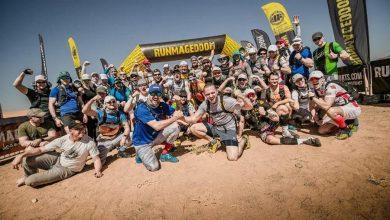 Photo of Wicemistrzyni Świata Dominika Stelmach w Runmageddonie Sahara