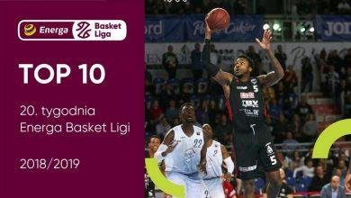 Photo of TOP 10 19. i 20. tygodnia Energa Basket Ligi. Starks i Bochno MVP [WIDEO]